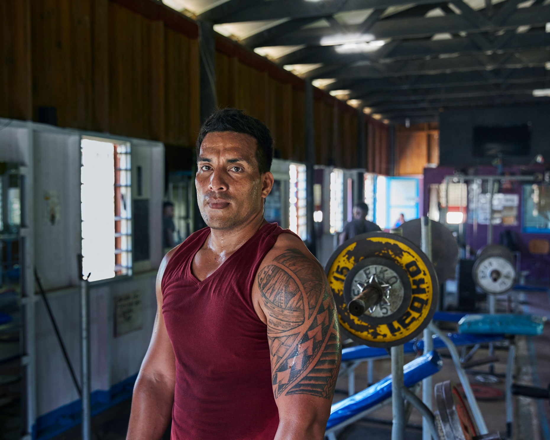 All Races Gym, Suva Fiji