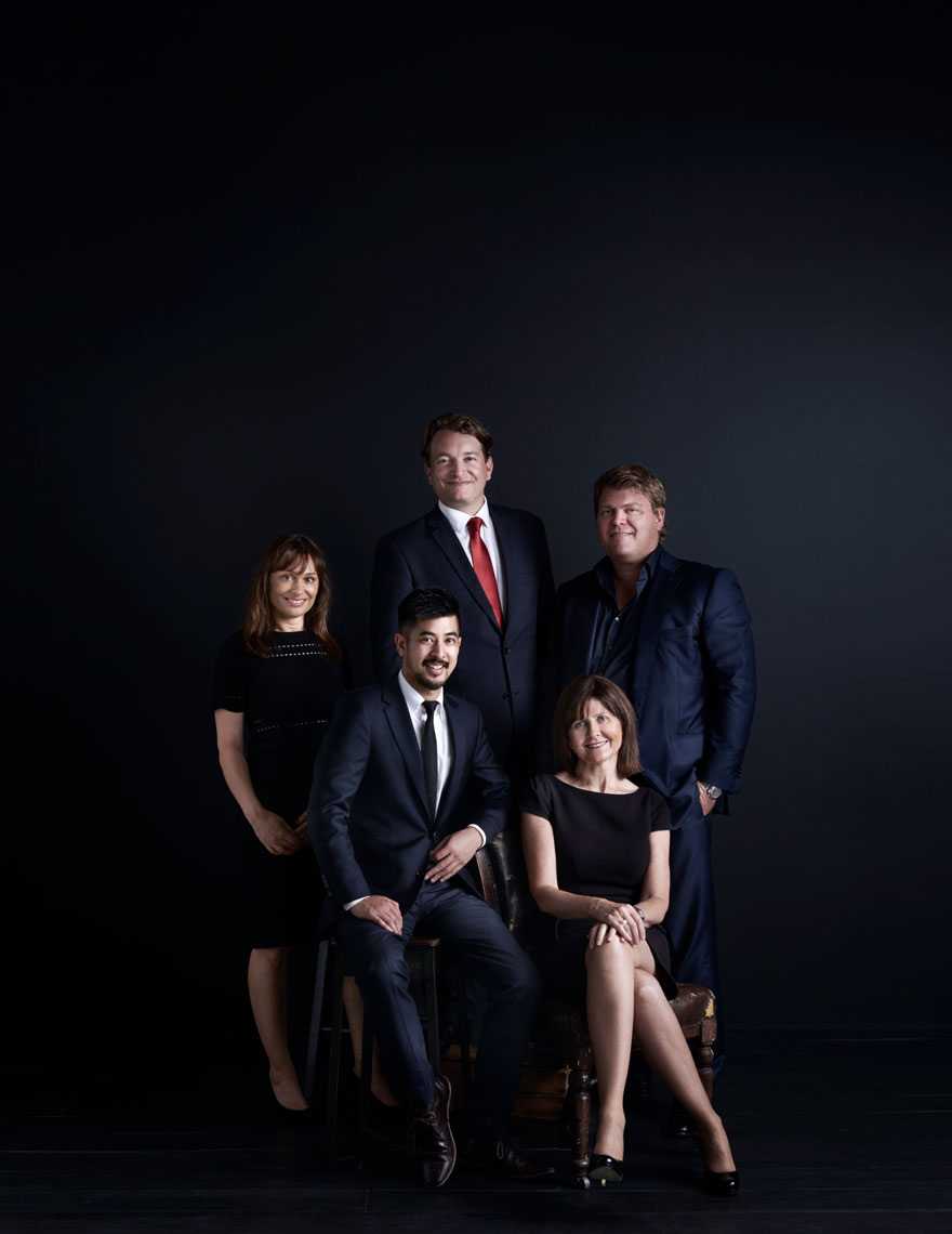 Melbourne Real Estate, Executive Team